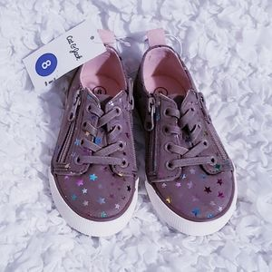 🆕️ Toddler Girl Sneakers Size 8